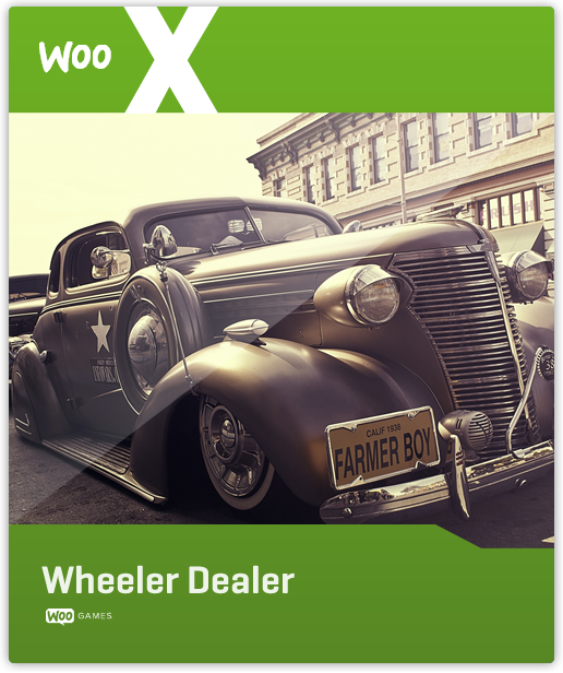 wheeler-dealer