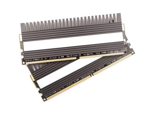 RAM Computer Memory Chip Modules With Heatsink Isolated