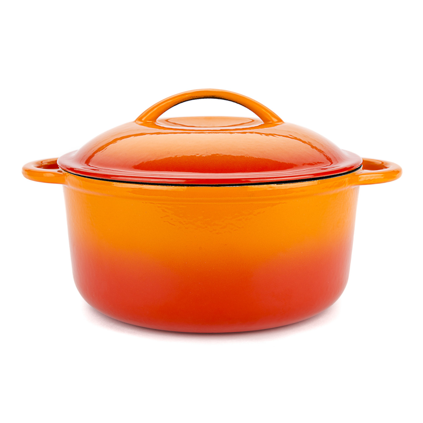 Orange Cooking Pot – Storefront