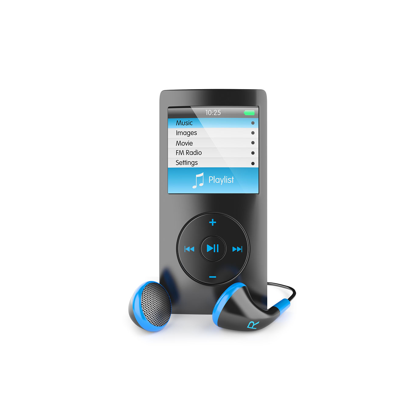 Small Mp3 Player Pro Storefront