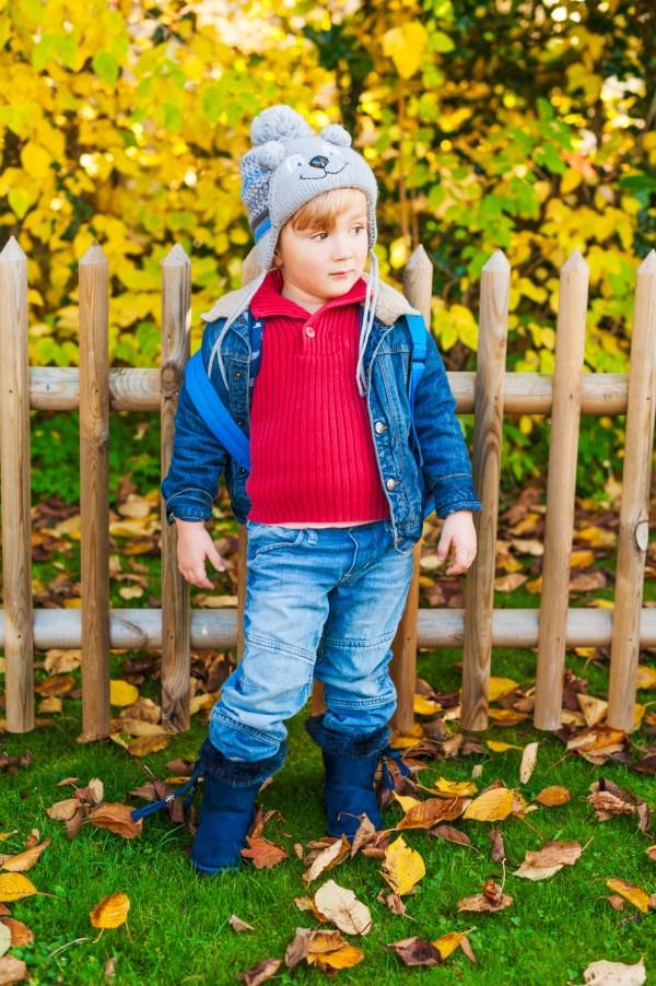 Red Woolen Sweater